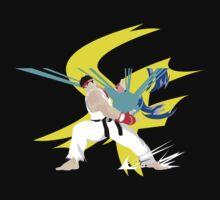 Super Smash Bros Ryu by Dori Designs