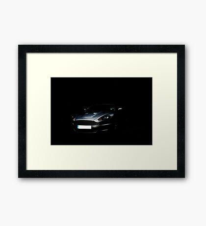 Sports car 3  Framed Print