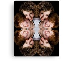 Heads You Win Canvas Print