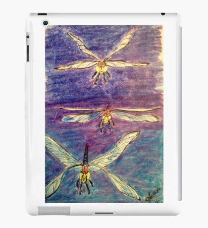 The Tattooed Dragon Flys iPad Case/Skin