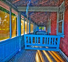 Hubbell Trading Post House by lckt13
