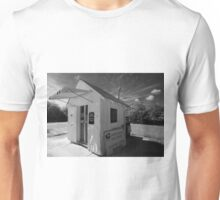 Smallest Post Office in the United States Unisex T-Shirt