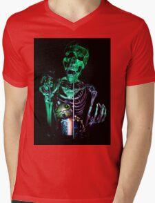 The Necromancer Mens V-Neck T-Shirt