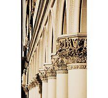 San Marco Colonnade Photographic Print