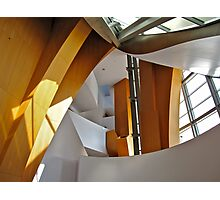 Walt Disney Concert Hall Entrance Foyer Photographic Print