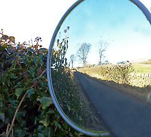 Through the Looking Glass. Lancashire, England. by David Dutton