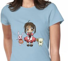 Full Moon Wo Sagashite Womens Fitted T-Shirt
