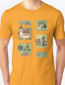 An Even Quieter Afternoon in Town T-Shirt