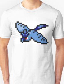 Pokemon 8-Bit Pixel Articuno 144 Unisex T-Shirt