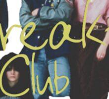 Breakfast Club Sticker