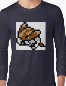 Pokemon 8-Bit Pixel Kabutops 141 Long Sleeve T-Shirt