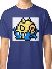 Pokemon 8-Bit Pixel Omastar 139 Classic T-Shirt