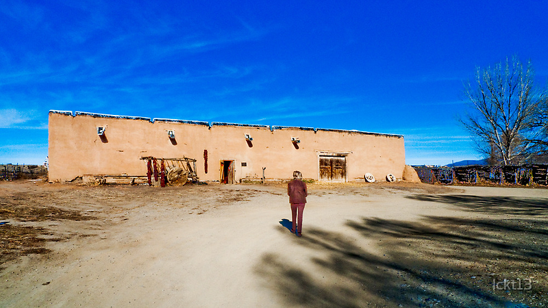 Martinez Hacienda at Taos by lckt13