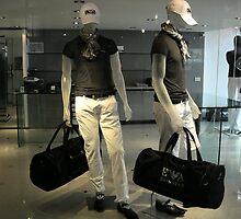 Emporio Armani store by annalisa bianchetti