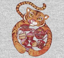 The Tiger Who Came To Tee One Piece - Long Sleeve