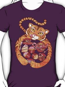 The Tiger Who Came To Tee T-Shirt