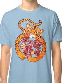 The Tiger Who Came To Tee Classic T-Shirt
