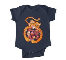 The Tiger Who Came To Tee One Piece - Short Sleeve