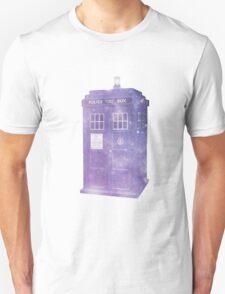 Galaxy TARDIS  T-Shirt