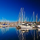 Ventura Harbor by Andrei I. Gere