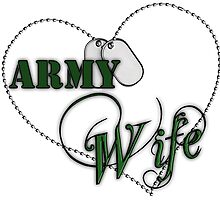 Army Wife by StuffWomenWant