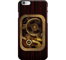 Mechanical Heart - Steampunk iPhone Case/Skin