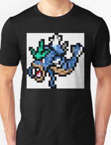 Pokemon 8-Bit Pixel Gyarados 130 T-Shirt