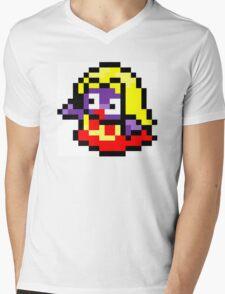 Pokemon 8-Bit Pixel Jynx 124 Mens V-Neck T-Shirt