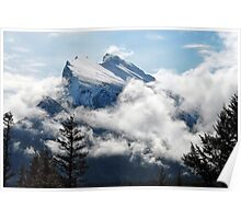 Canada's Mount Rundle Poster