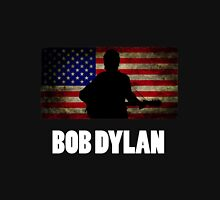 Bob Dylan American Flag Unisex T-Shirt
