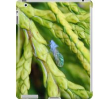 Freshly Moulted Silver Birch Aphid iPad Case/Skin