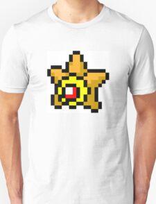 Pokemon 8-Bit Pixel Staryu 120 Unisex T-Shirt