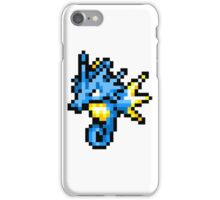 Pokemon 8-Bit Pixel Seadra 117 iPhone Case/Skin