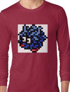 Pokemon 8-Bit Pixel Tangela 114 Long Sleeve T-Shirt