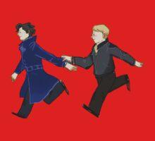 """Take my hand"" Baby Tee"