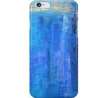 Blue 12 iPhone Case/Skin