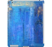 Blue 12 iPad Case/Skin