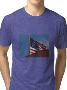 Old Glory... Tri-blend T-Shirt