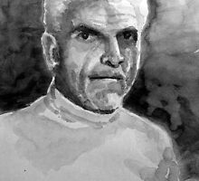 Self Portrait by Bill Meeker