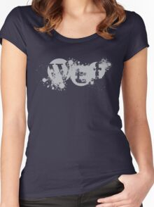 WTF Women's Fitted Scoop T-Shirt
