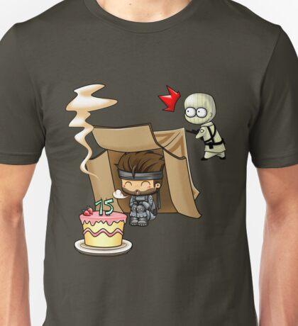 Metal Gear Solid - 15th Anniversary Unisex T-Shirt
