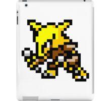 Pokemon 8-Bit Pixel Alakazam 065 iPad Case/Skin