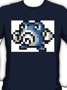 Pokemon 8-Bit Pixel Poliwhirl 061 T-Shirt