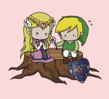 Zelda X Link Kids Clothes