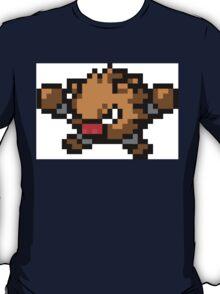Pokemon 8-Bit Pixel Primeape 057 T-Shirt