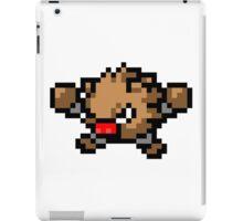 Pokemon 8-Bit Pixel Primeape 057 iPad Case/Skin