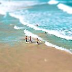 Surfing in Small Big Ocean by primovista