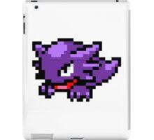 Pokemon 8-Bit Pixel Haunter 093 iPad Case/Skin