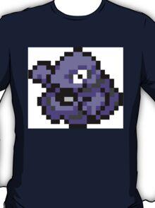 Pokemon 8-Bit Pixel Grimer 088 T-Shirt