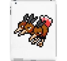 Pokemon 8-Bit Pixel Dodrio 085 iPad Case/Skin